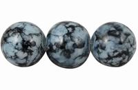zwart grijs marmer effect