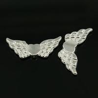 Engel vleugel groot zilver