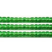 Kern zilverfolie  donker groen