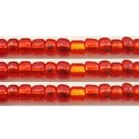 Kern Zilverfolie donker  rood