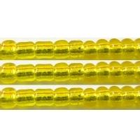 Kern zilverfolie geel