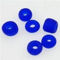 Blauw donker mat