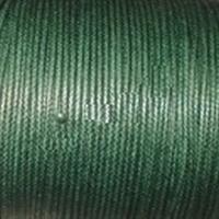 Wax draad grijs/groen kleur is lichter