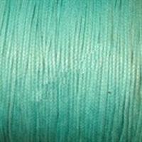 Wax draad licht blauw
