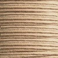 Wax draad licht bruin