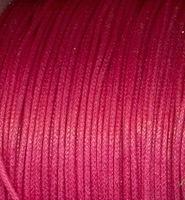 Wax draad rood fucksia