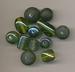 Groene kraal MIX0130A11