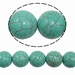Turquoise rond 14