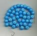 licht Blauwe kraal  opaque 7