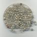 Heldere kraal  luster 3 mm