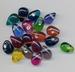 Druppels kleur mix