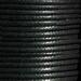 Wax draad zwart
