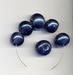 Amethist Paarse ronde kraal luster 16 mm P
