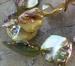 Schelpkraal Geel/groen