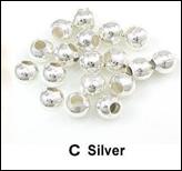 Sier kraaltje zilver 4