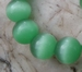 Cats eye groen