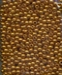 ronde acryl kraal plated kleur goud