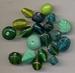 Groen/turquoise mix div kleuren