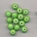 Groene kraal opaque 11