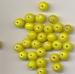 Geel/oranje kraal opaque 6
