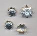 Waxdraad met lint mix kleuren met slotje
