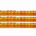 Kern zilverfolie  oranje