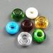 synthetische edelstenen skuls gekleurde howliet
