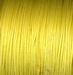Wax draad geel